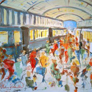 À la Gare2